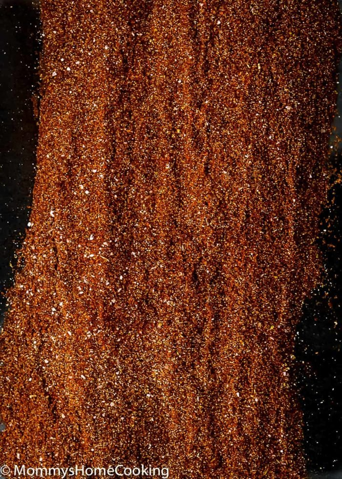 Homemade Spicy Taco Seasoning recipe
