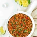 Instant Pot Drunken Beans | Mommy's Home Cooking