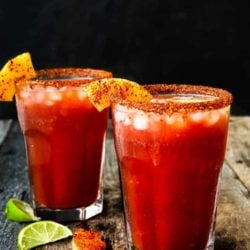 Pineapple Michelada | Mommy's Home Cooking