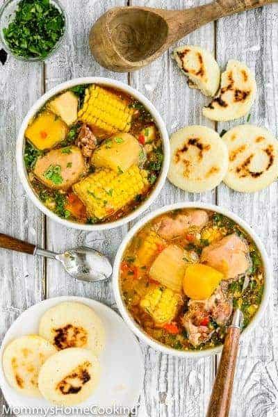 Instant Pot Venezuelan Oxtail Soup [Sopa de Rabo][Video]