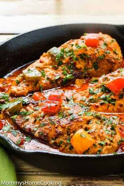 Creamy Peri Peri Chicken [Video]