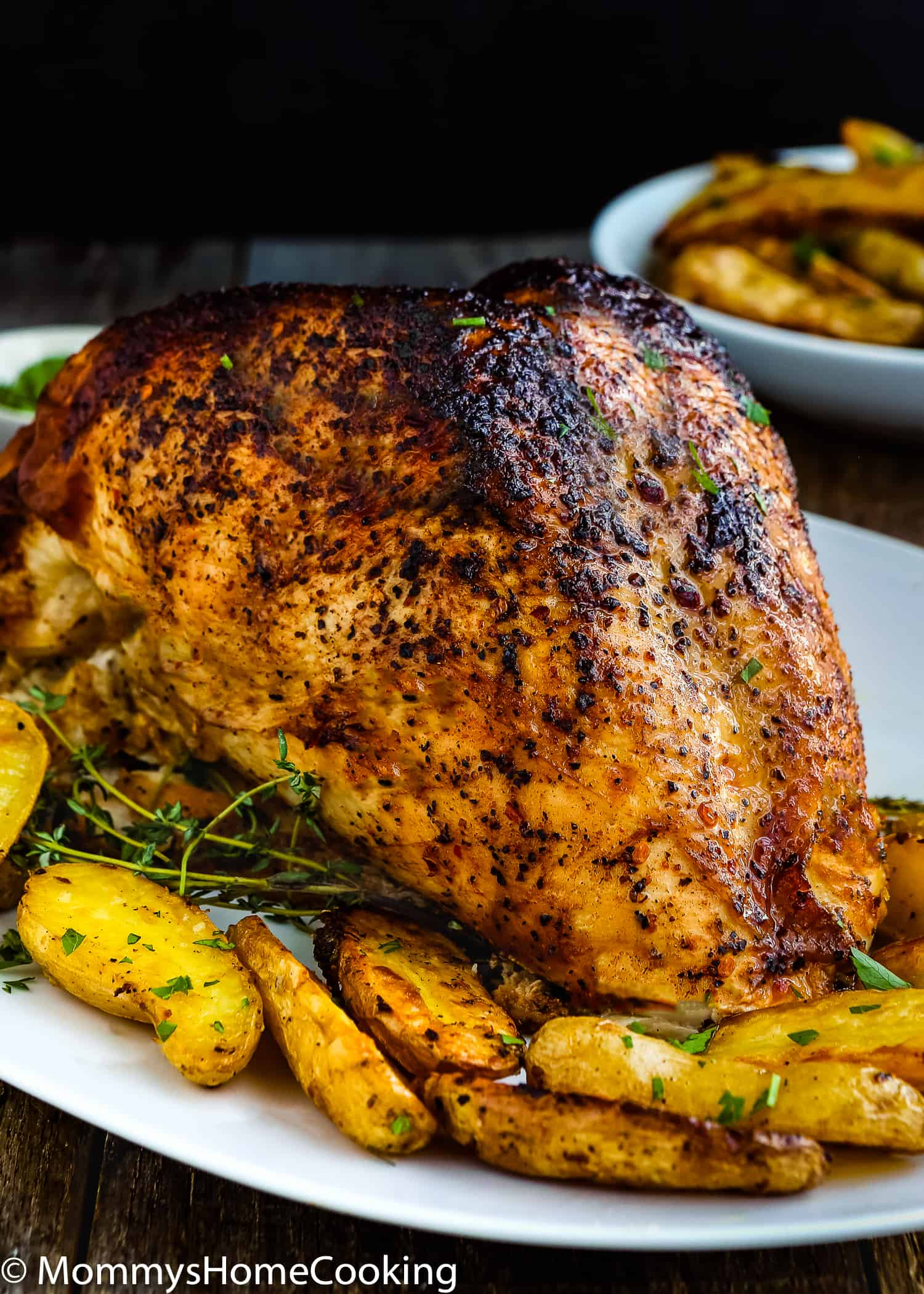 Jennie-O OVEN READY™ turkeys are perfect for the holiday season but they're so easy to make that you can prepare a delicious turkey for your family any day of the week at any time of the year. https://mommyshomecooking.com
