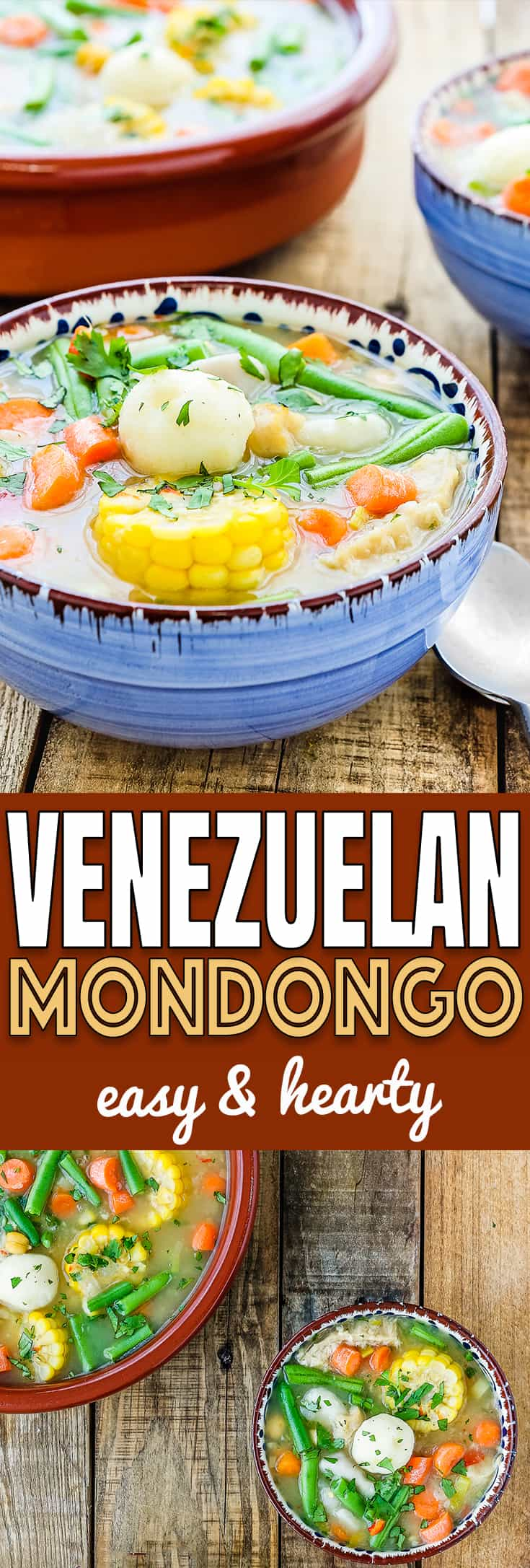 This Venezuelan Mondongo is easy to make and full of flavor. Made with beef tripe (panza), pork's feet (paticas de cochino) and lots of vegetables, this tripe stew will be a pleasant surprise for your palate. Be adventurous and give it a try! https://mommyshomecooking.comThis Venezuelan Mondongo is easy to make and full of flavor. Made with beef tripe (panza), pork's feet (paticas de cochino) and lots of vegetables, this tripe stew will be a pleasant surprise for your palate. Be adventurous and give it a try! https://mommyshomecooking.com