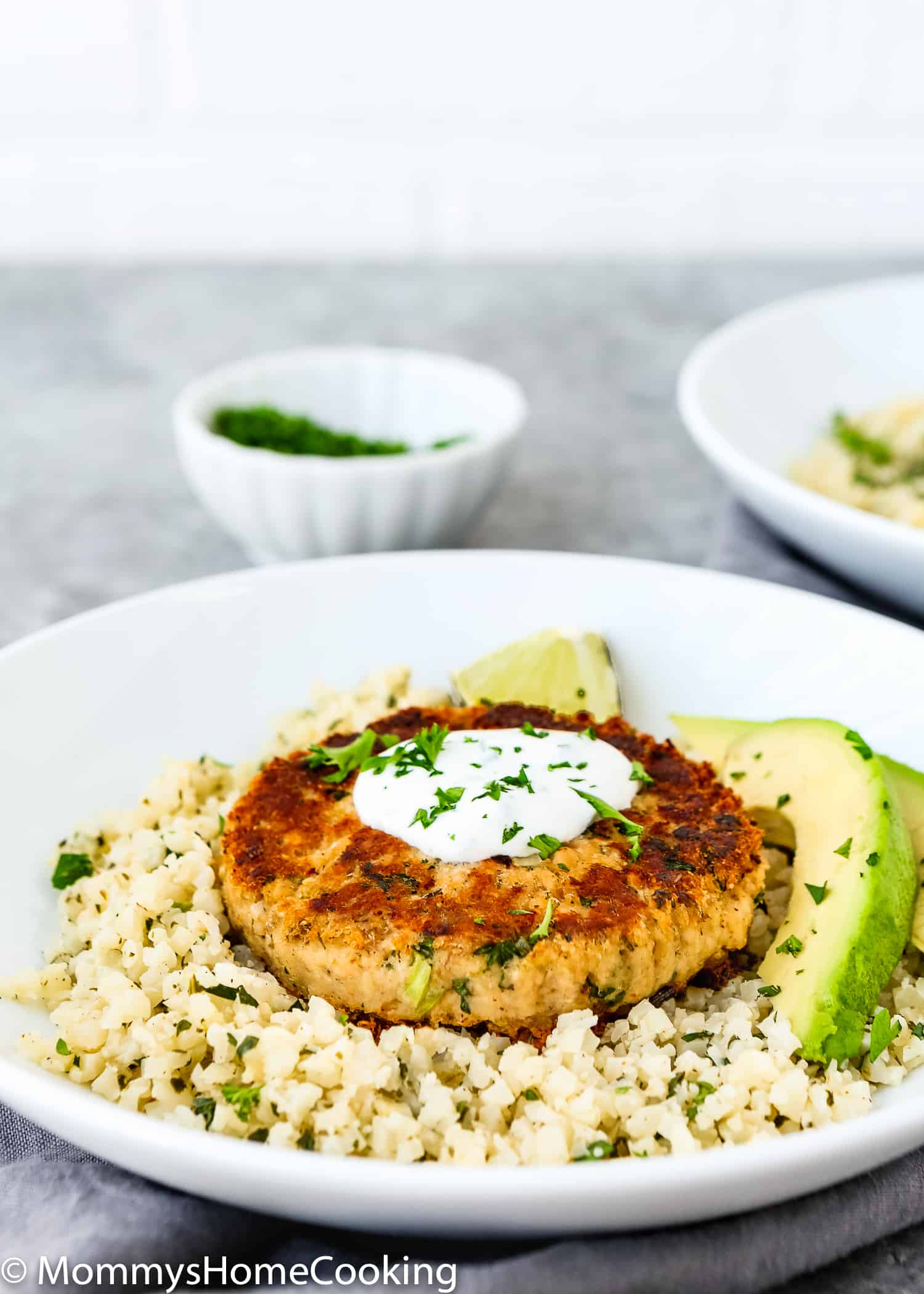 Salmon Cakes Without Eggs
