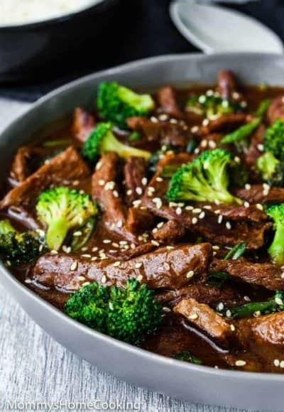 Easy Instant Pot Beef and Broccoli | Mommy's Home Cooking