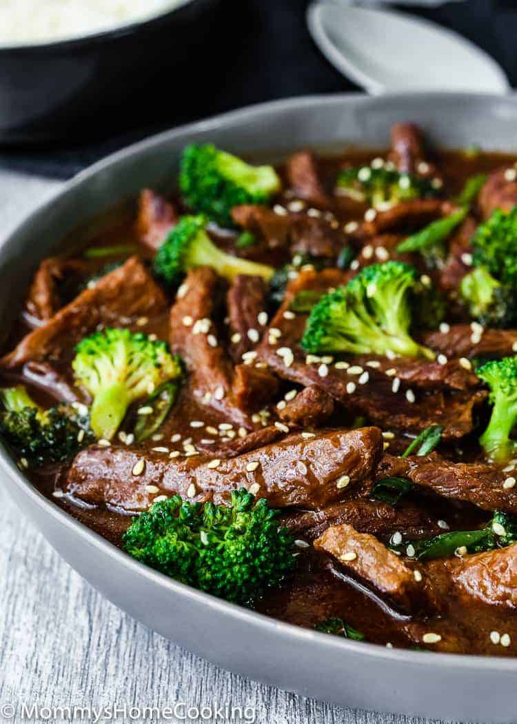 Easy Instant Pot Beef and Broccoli [Video]