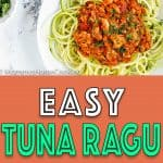 Easy Tuna Ragu | Mommy's Home Cooking