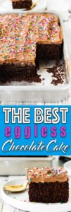 The Best Eggless Chocolate Cake Ever! | Mommy's Home Cooking
