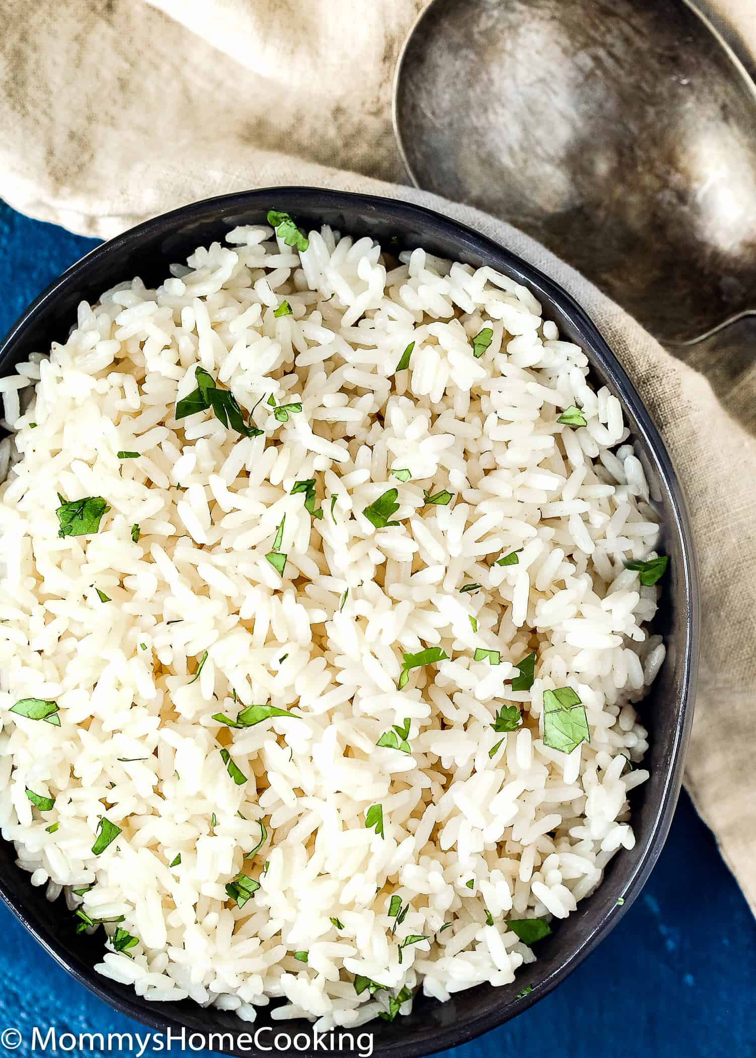 This Instant Pot Fluffy Rice is tender, light and flavorful every time! Keep reading to learn my fool-proof secret to cooking perfect rice in the Instant Pot. Ready in about 15 minutes. Guide to cook different kinds of rice in the Instant Pot is included.  https://mommyshomecooking.com