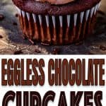 Eggless Chocolate Cupcakes | Mommy's Home Cooking