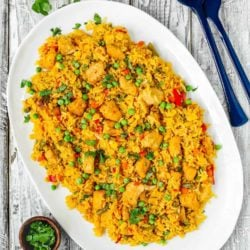 Easy Instant Pot Arroz con Pollo | Mommy's Home Cooking