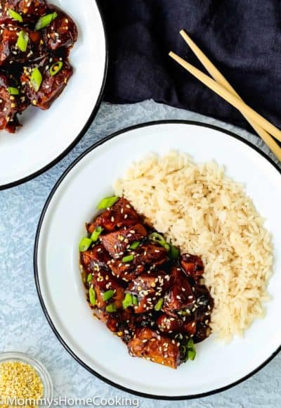 Easy Instant Pot General Tso's Chicken | Mommy's Home Cooking