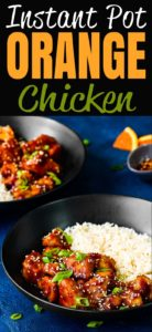 Easy Instant Pot Orange Chicken | Mommy's Home Cooking