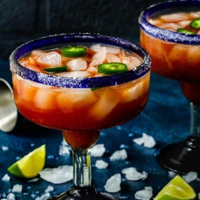 Spicy Salsa Margarita