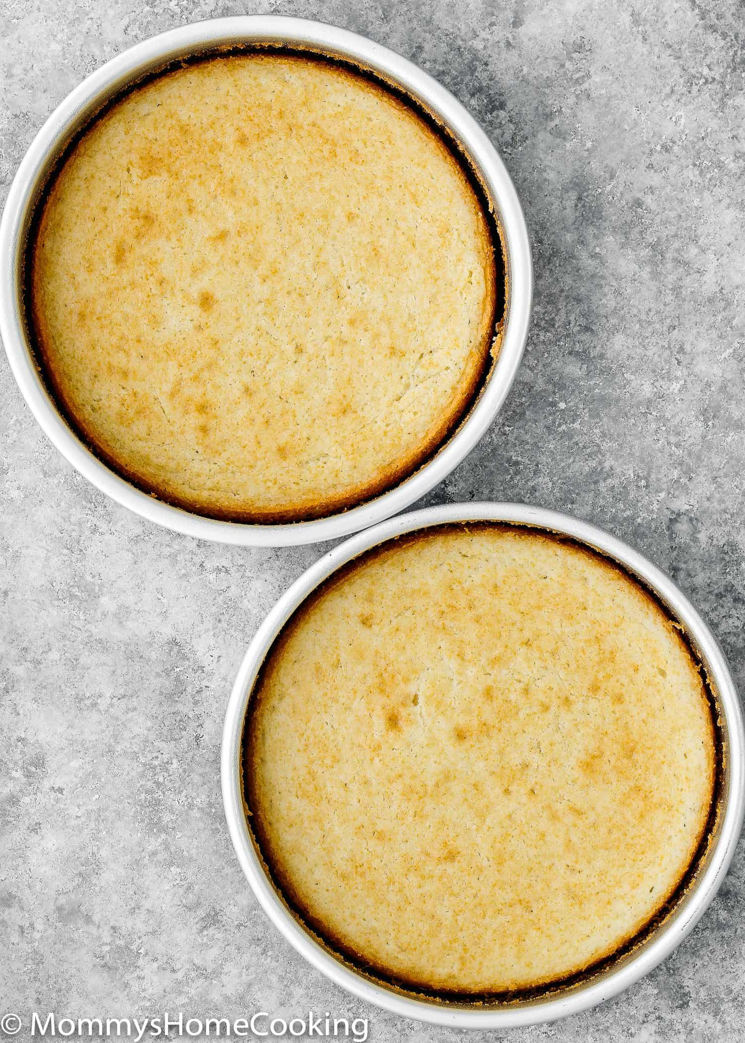 How To Grease A Cake Pan Without Flour
