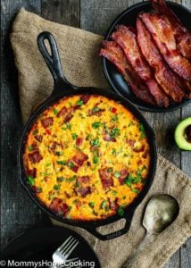 Meat Lovers Breakfast Skillet