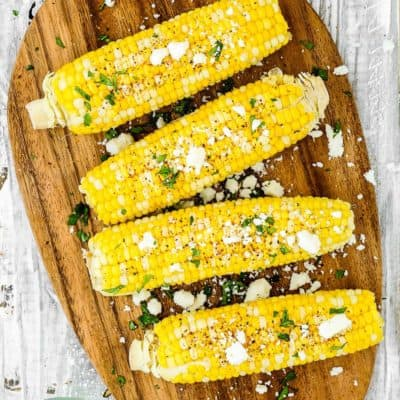 3-Minute Instant Pot Corn on the Cob