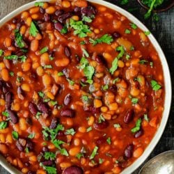 Easy Instant Pot Baked Beans | Mommy's Home Cooking