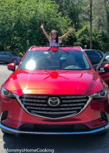 Summer Adventures with Mazda CX-9 | Mommy's Home Cooking