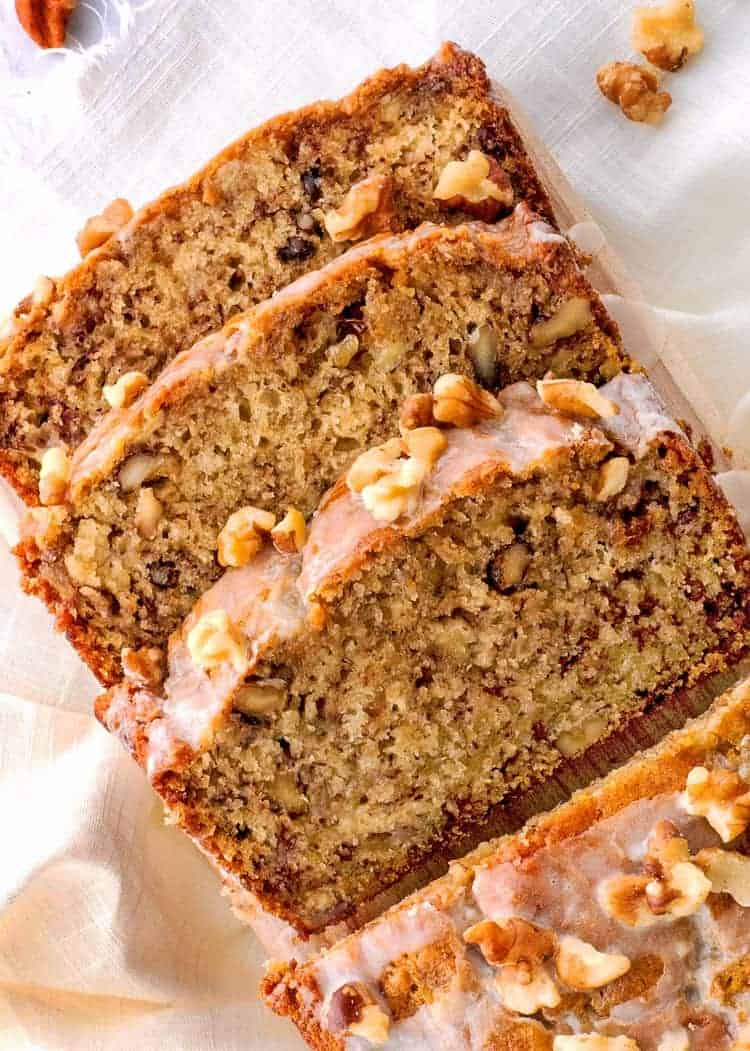 Best Eggless Banana Bread Video Mommy S Home Cooking