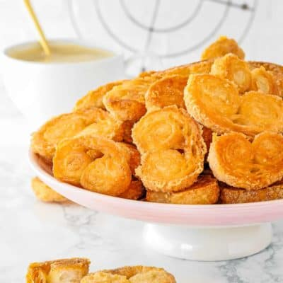 Easy Palmiers Recipe | Mommy's Home Cooking