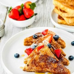 BEST Eggless French Toast | Mommy's Home Cooking