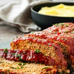 Easy Eggless Meatloaf | Mommy's Home Cooking