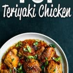 Easy Instant Pot Teriyaki Chicken | Mommy's Home Cooking