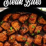Easy Chipotle Steak Bites | Mommy's Home Cooking