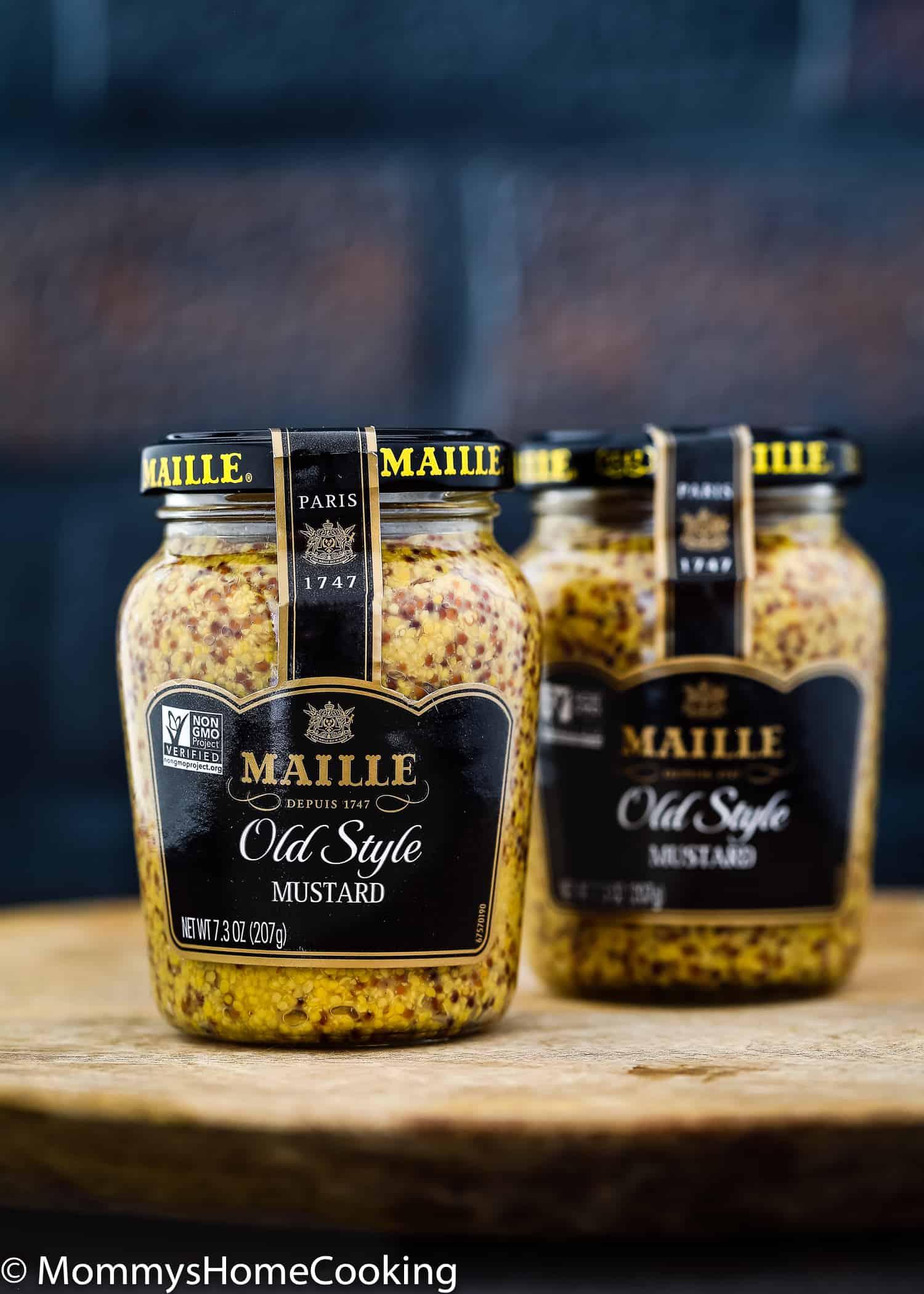 Mustard Maille