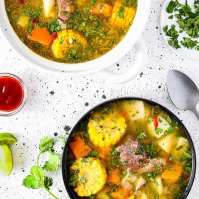 Easy Venezuelan Sancocho