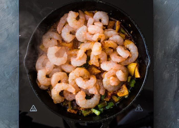 How to make Easy Peri Peri Shrimp step by step 4