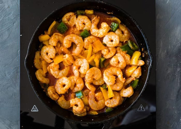 How to make Easy Peri Peri Shrimp step by step 5