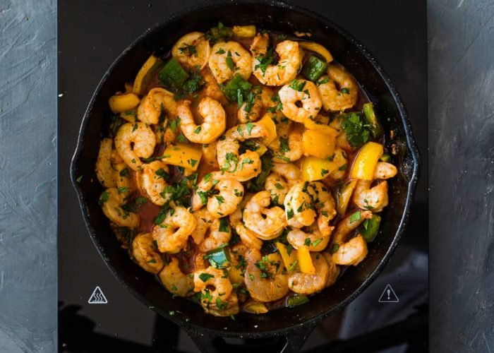 How to make Easy Peri Peri Shrimp step by step 6