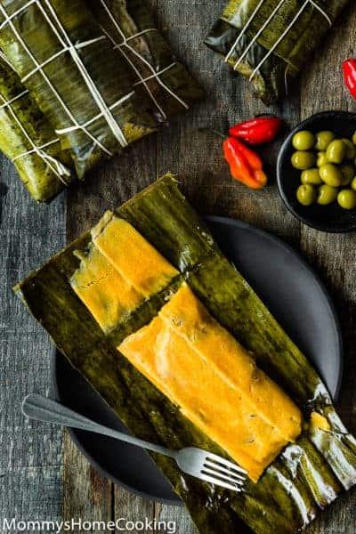 Traditional Venezuelan Hallacas
