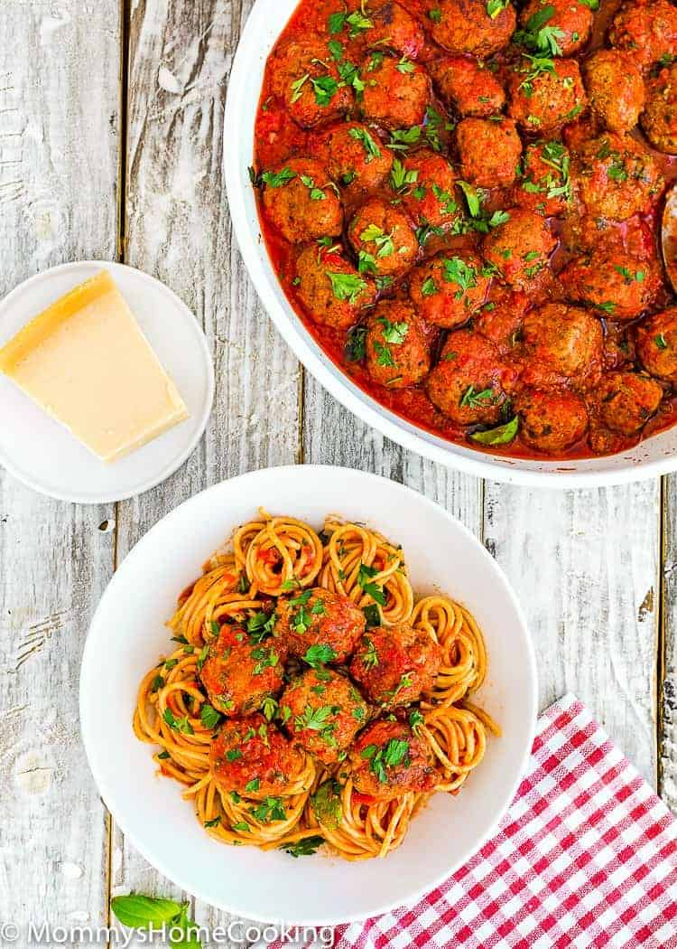 Best Eggless Italian Meatballs Mommy S Home Cooking