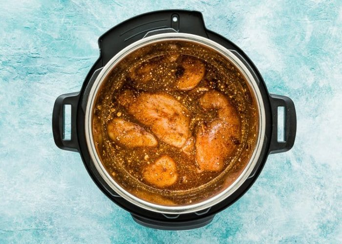 How to make Easy Instant Pot Mexican Shredded Chicken step by step 5