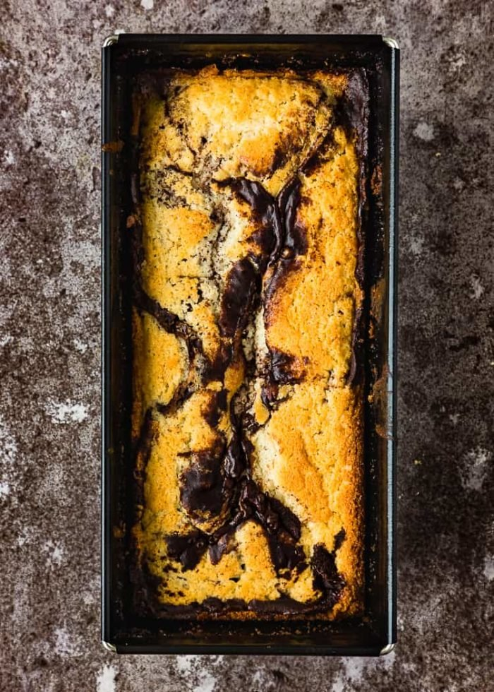 How to make Eggless Marble Cake step by step photo 11