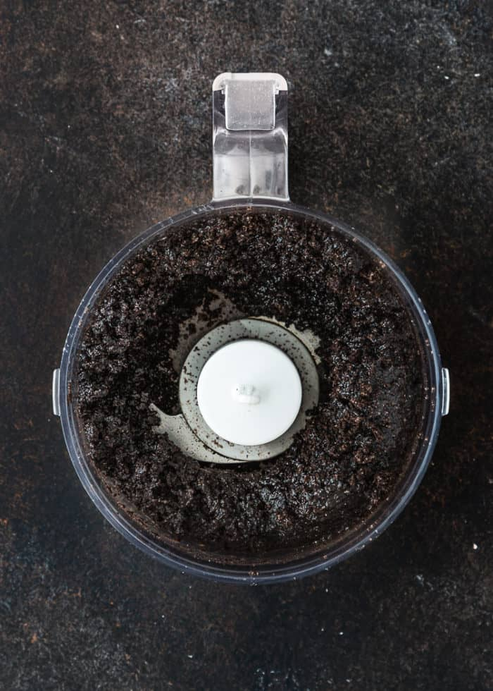 How to make Eggless Chocolate Cheesecake step by step 1