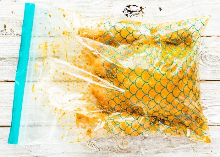 how to make Easy Venezuelan Roasted Chicken step 5