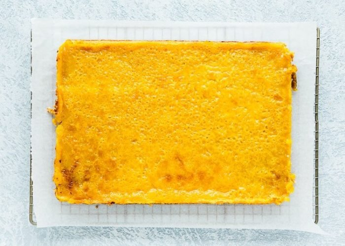 How to make Lemon Bars without eggs step 15