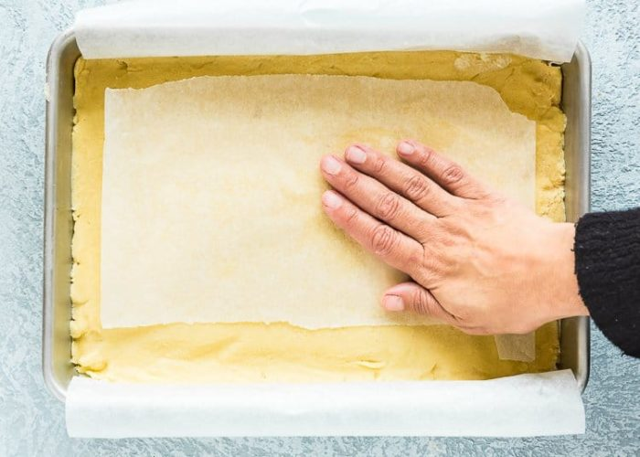 How to make Lemon Bars without eggs step 4