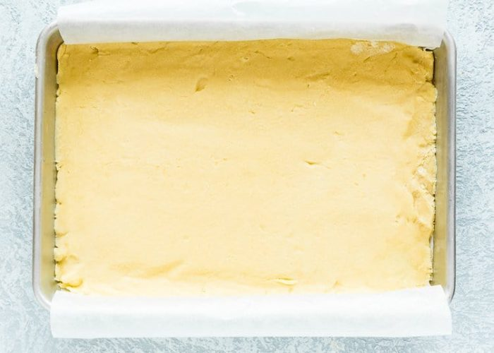How to make Lemon Bars without eggs step 6