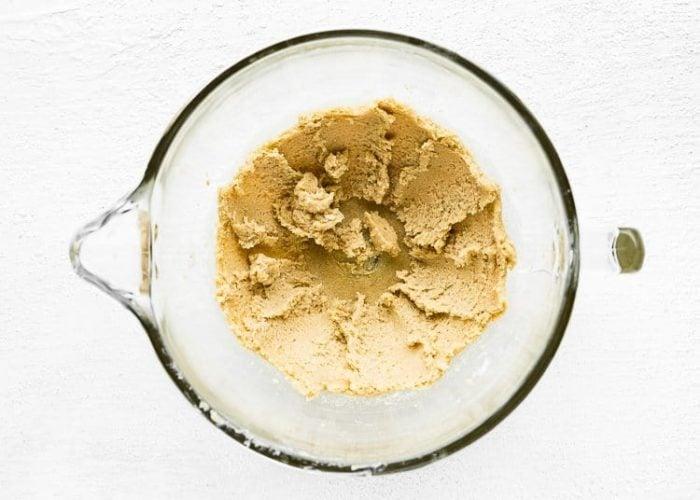 How to make Eggless Oatmeal Cookies step 2