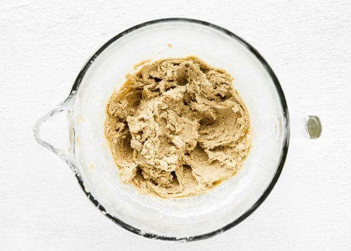 How to make Eggless Oatmeal Cookies step 4