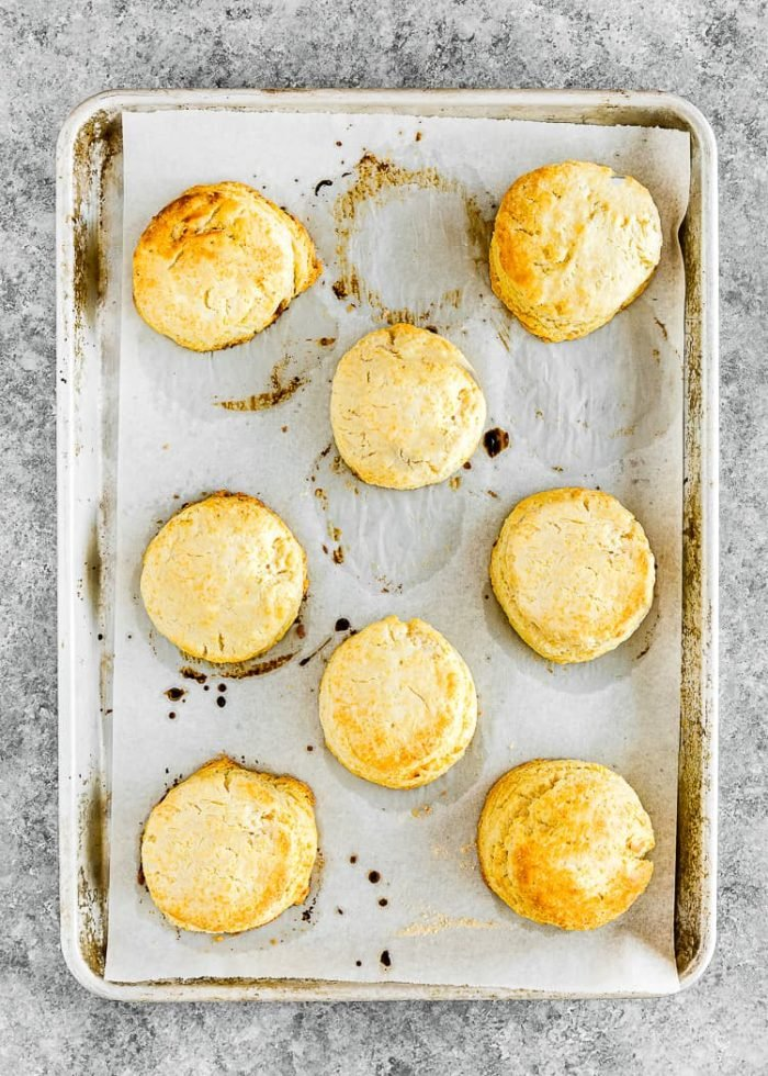 How to make Easy Eggless Biscuits step 11