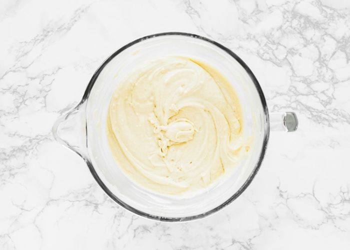 how to make Eggless Pineapple Upside Down Cake step 5