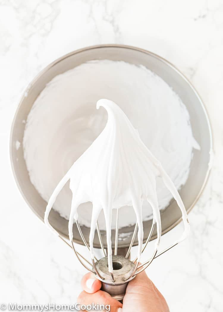 How To Make Eggless Meringue Mommy S Home Cooking