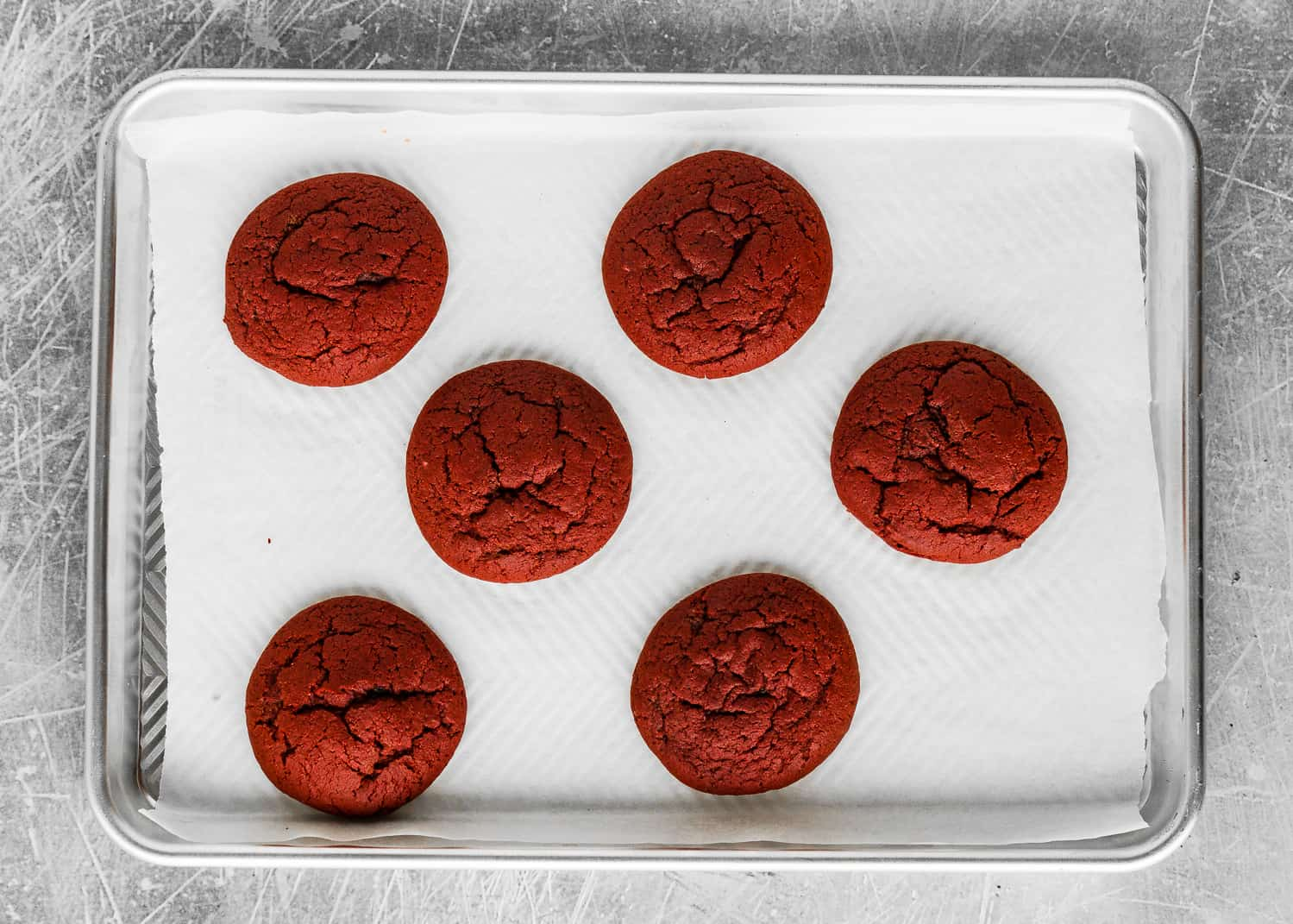 How to Make Eggless Red Velvet Whoopie Pies step 7