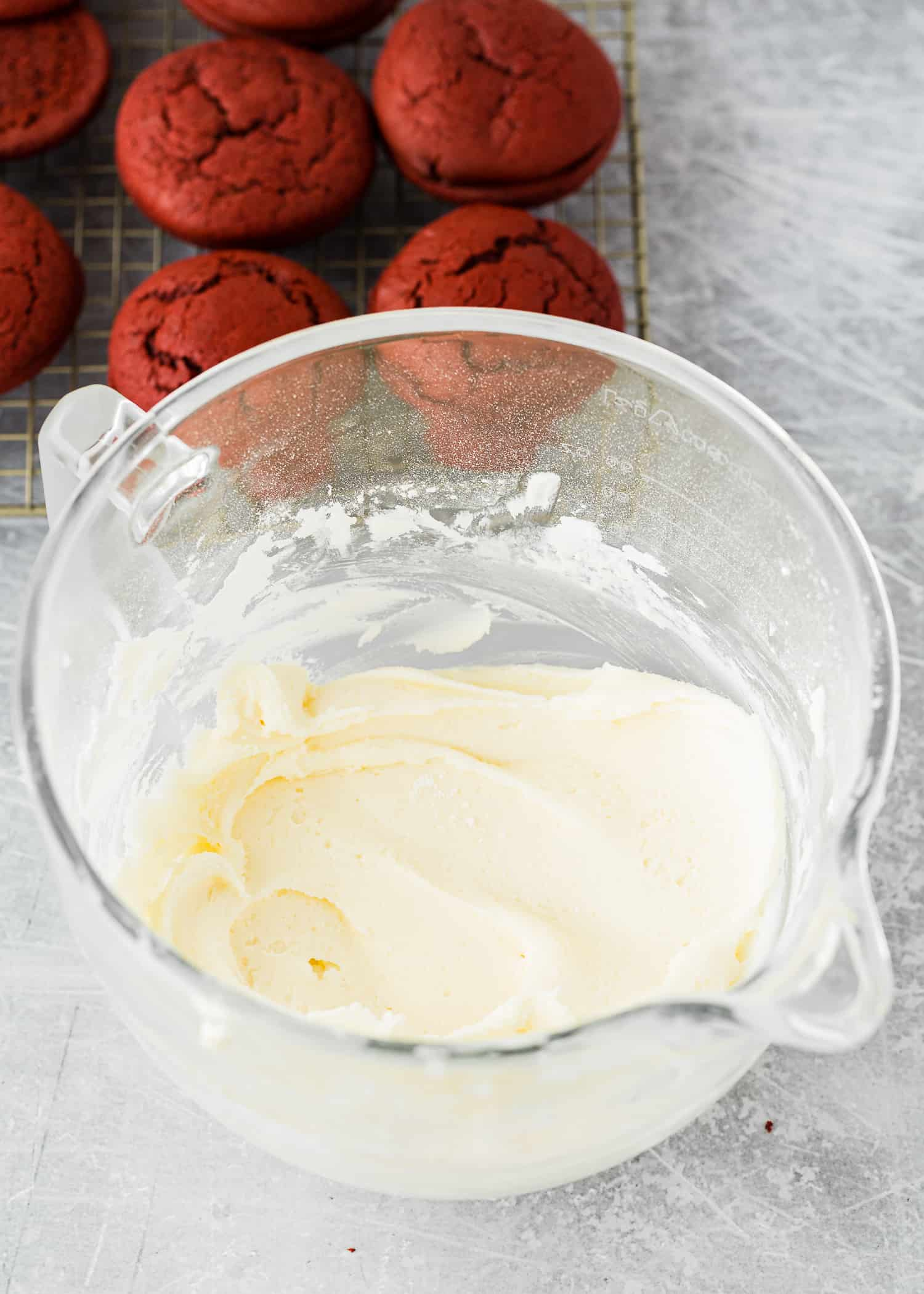 Cream cheese frosting for whoopie pies